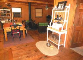 Lakefront Property for Sale in Nelson County, KY Huston Lake Cabin
