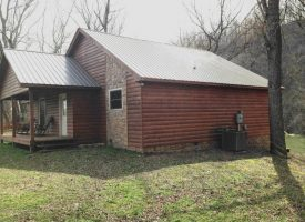 0.91 +/- Ac. Cabin on Cumberland River