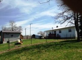 Home for sale with acreage in Hart Co., Ray 7.77