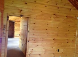 Log-sided cabin on 24+/- Ac. in Hart County, KY; Verde 24