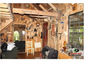 26.5 Acres with Hunting Cabin