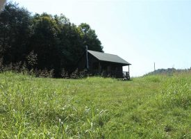 271 Acres – Incredible Hunting with cozy cabin