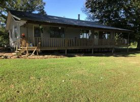 Very Private 3 bedroom home on 48 acres