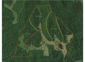 Tract 3 – 15.5 Private Acres
