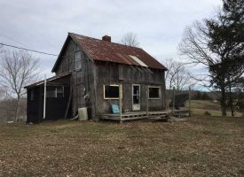 57 Acres with Shop and Old Farm House