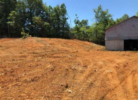 2.54 Acre wooded lot with barn – Metcalfe County, Kentucky