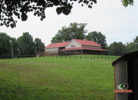 19 acres half open half wooded with home and barn